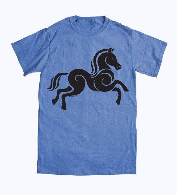 Horse Tshirt  NEW Design by 88avenue on Etsy, $20.00