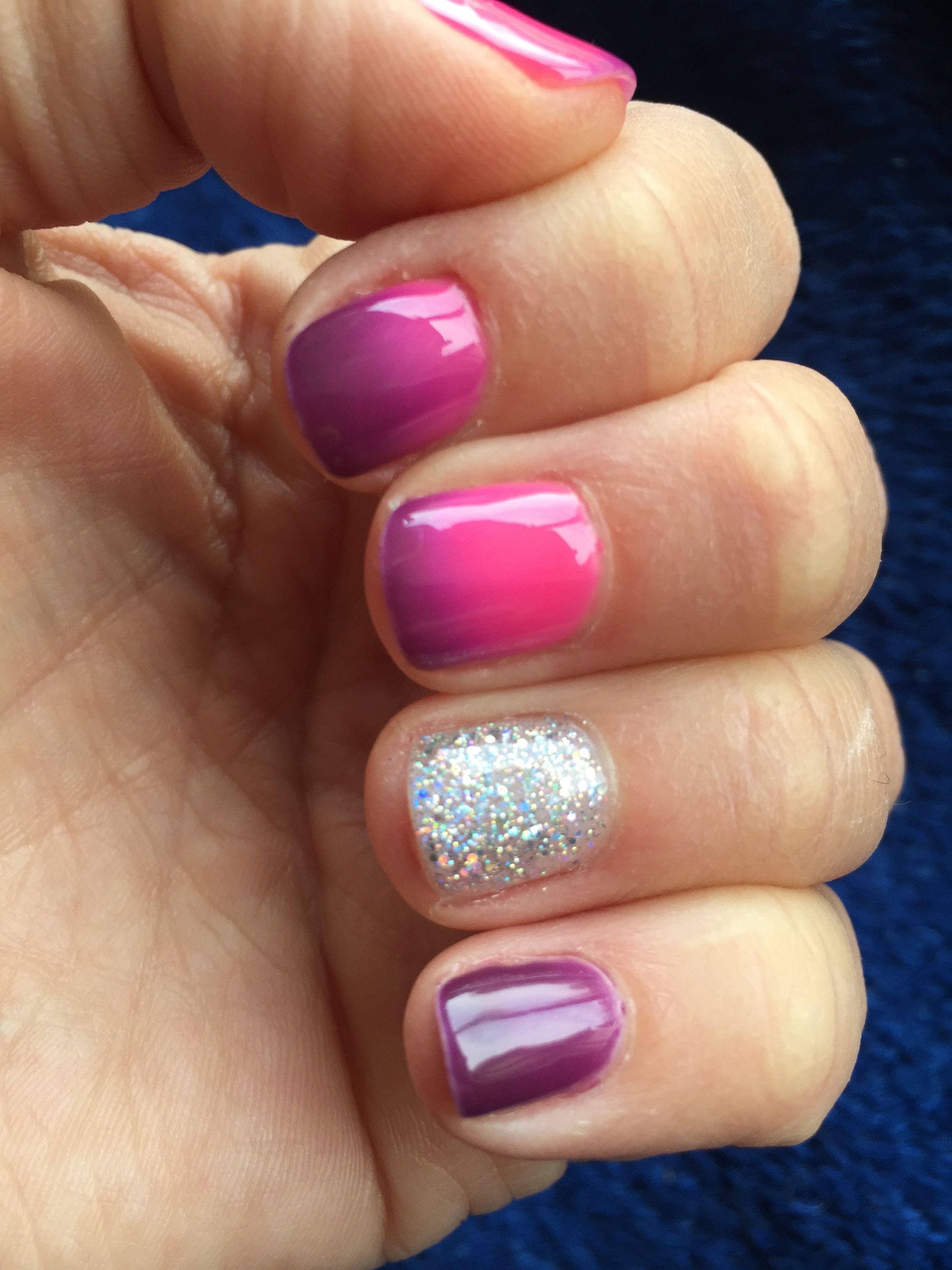 Mood Changing Gel Polish Love It Shellac Nail Designs Purple Nails Pretty Nails