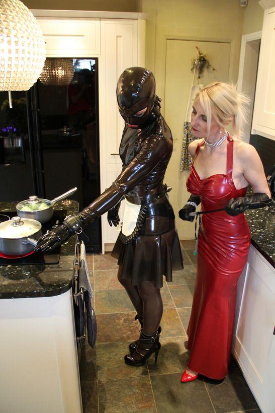 Lesbian Mistress Maid 106