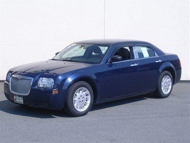 2006 Chrysler 300 Blue 11408804 Chrysler 300 Chrysler Totally Me