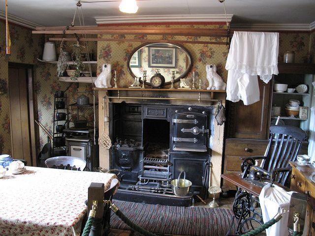 Victorian Kitchen House Interiors