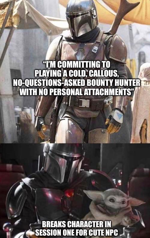 Dnd Memes Star Wars Humor Star Wars Facts Star Wars Fandom