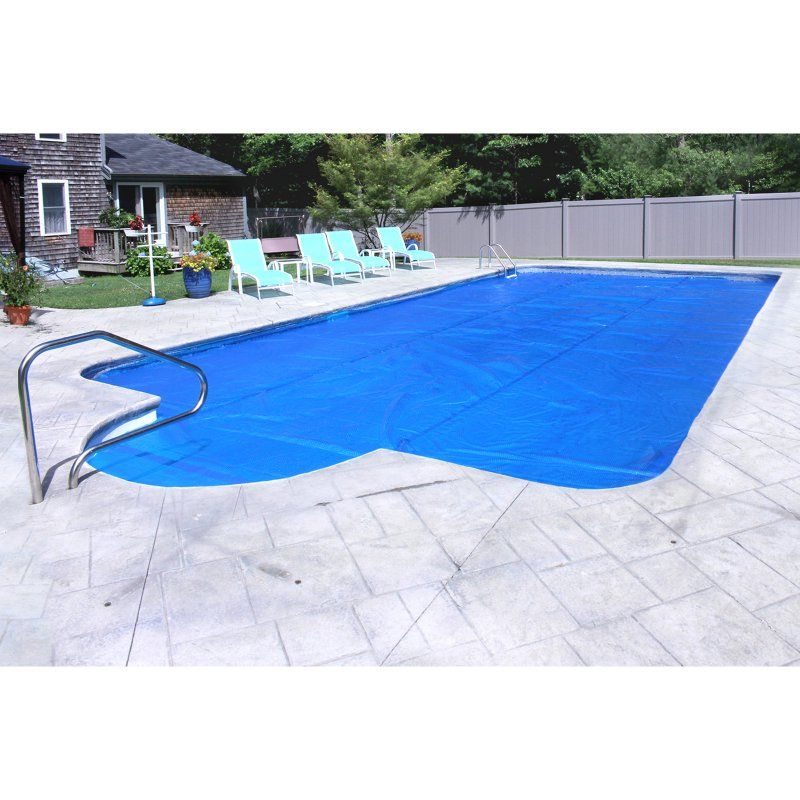 Pool Mate Deluxe In-Ground Pool Solar Blanket - 2040RS-8 BOXPM