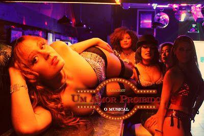 """Agenda Cultural RJ: """"Cabaret um amor proibido – o musical, inspirado n..."""