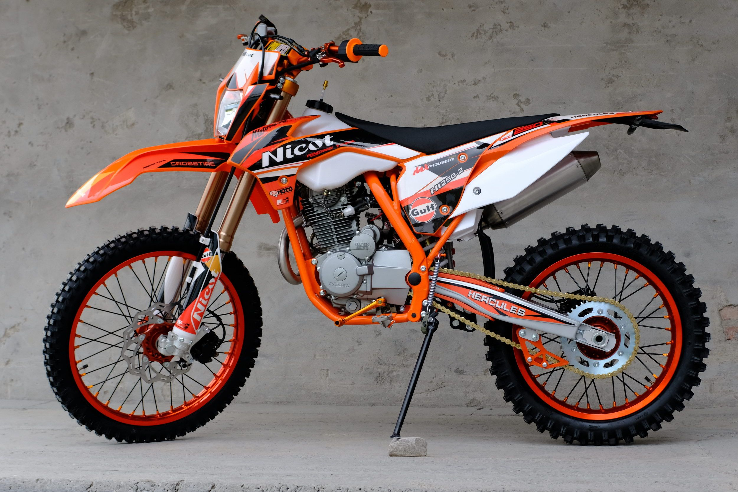 Nicot Hercules 250cc Dirt Bike Dirt Bikes For Sale Dirt Bike Dirt Bikes