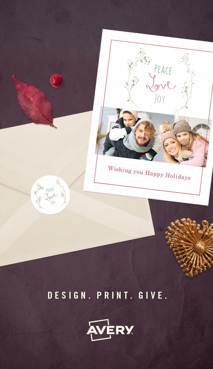 Now through 110416 take 20 off all custom printed orders when mailing labels head start for everyone landing greeting cards m4hsunfo Choice Image