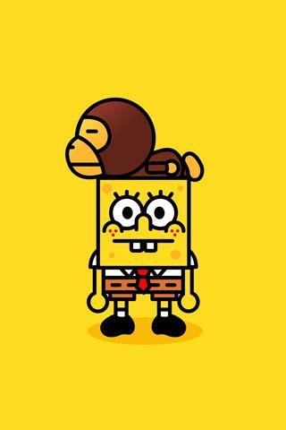 Spongebob And Curious George