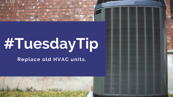 TuesdayTip If you have an older unit that has not been