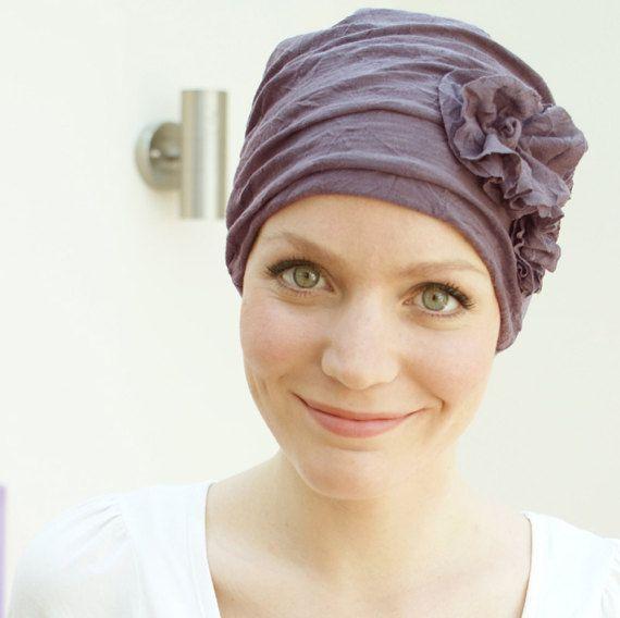 Sombreros con estilo quimio sombreros para pérdida de cabello | Ropa ...