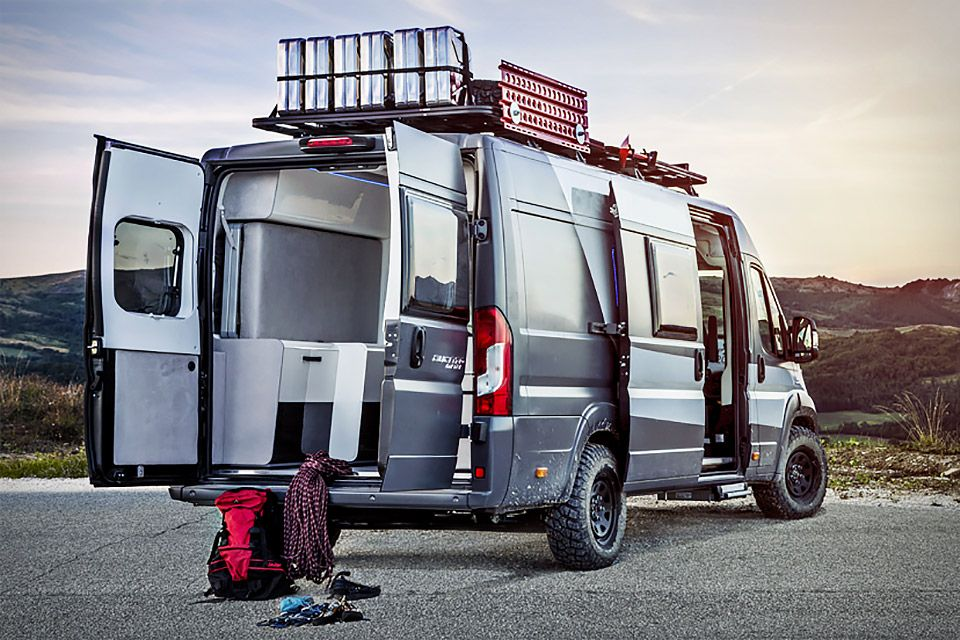 Fiat Ducato Camper Van Fiat Ducato Expedition Vehicle Camper
