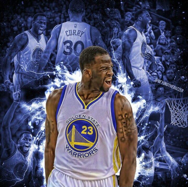 Draymond Green Warriors Basketball Warrior Sports Hero