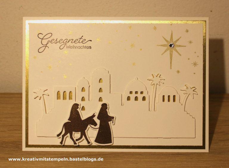 weihnachten kreativ mit stempeln cards su night in. Black Bedroom Furniture Sets. Home Design Ideas
