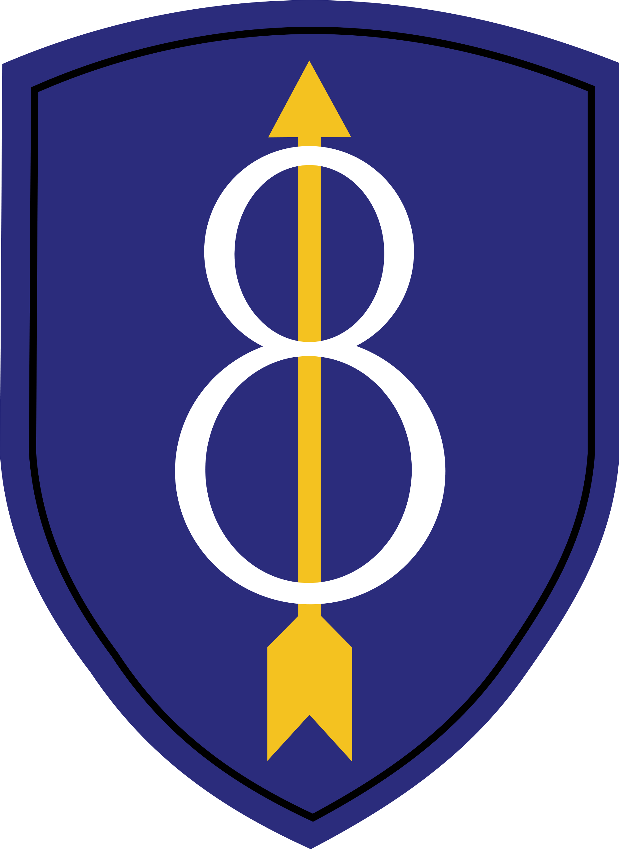 8th Infantry Division Baumholder, Germany Infantry