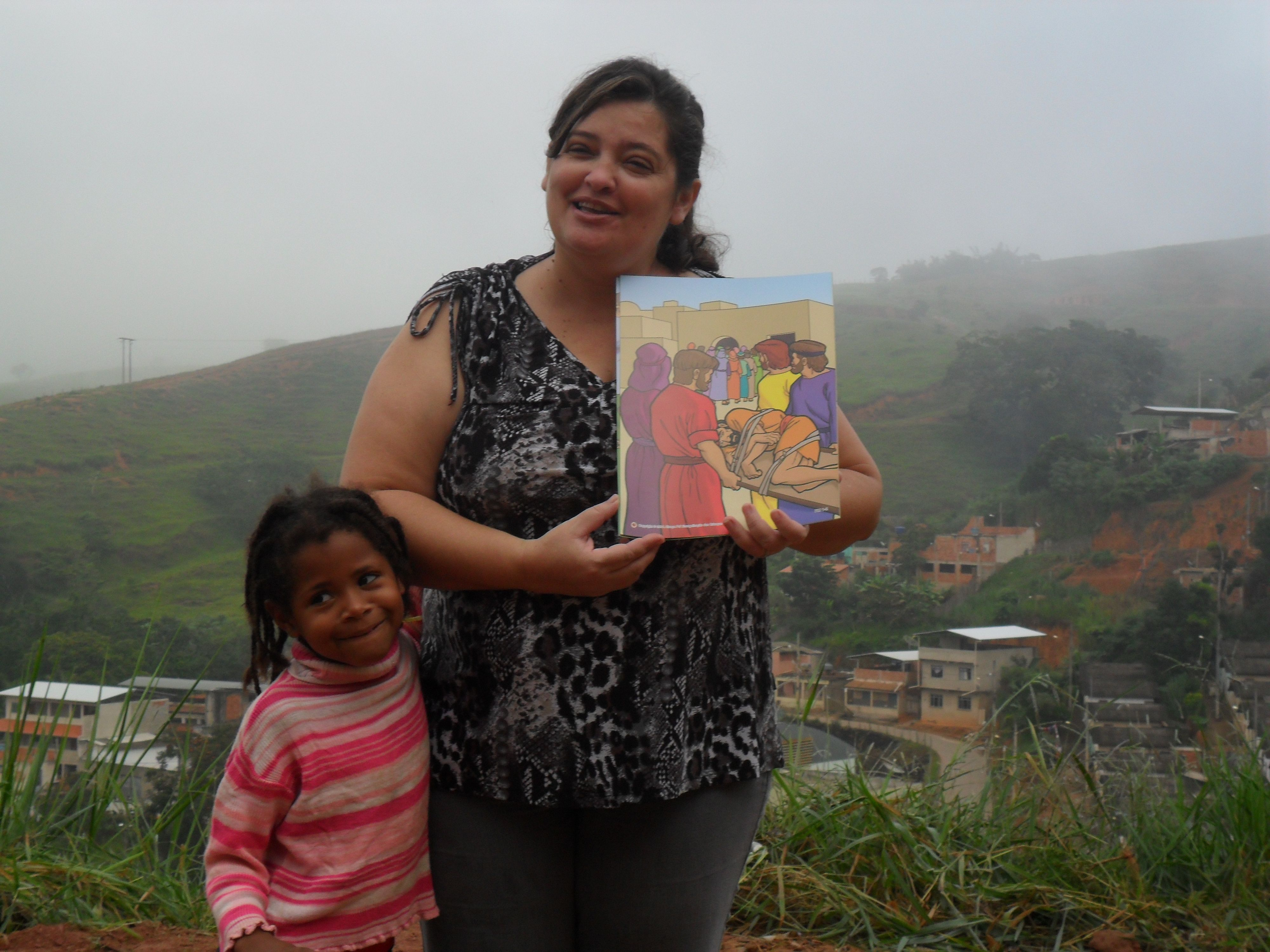 Evangelizando No Bairro Irma Dulce Pequeninos E O Pequenino