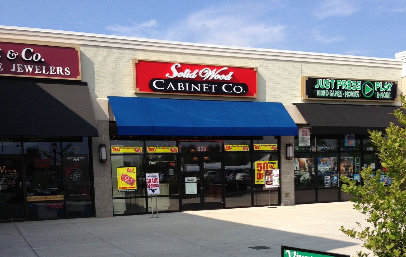 Charmant The Solid Wood Cabinets Company Showroom In Lancaster, PA! Lancaster  Shopping Center 1635 Lititz Pike Lancaster, PA 17601 267 587 0607