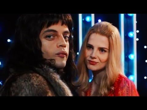 YouTube Bohemian Rhapsody  Rami Malek  11/2/18 | • M E N | Queen