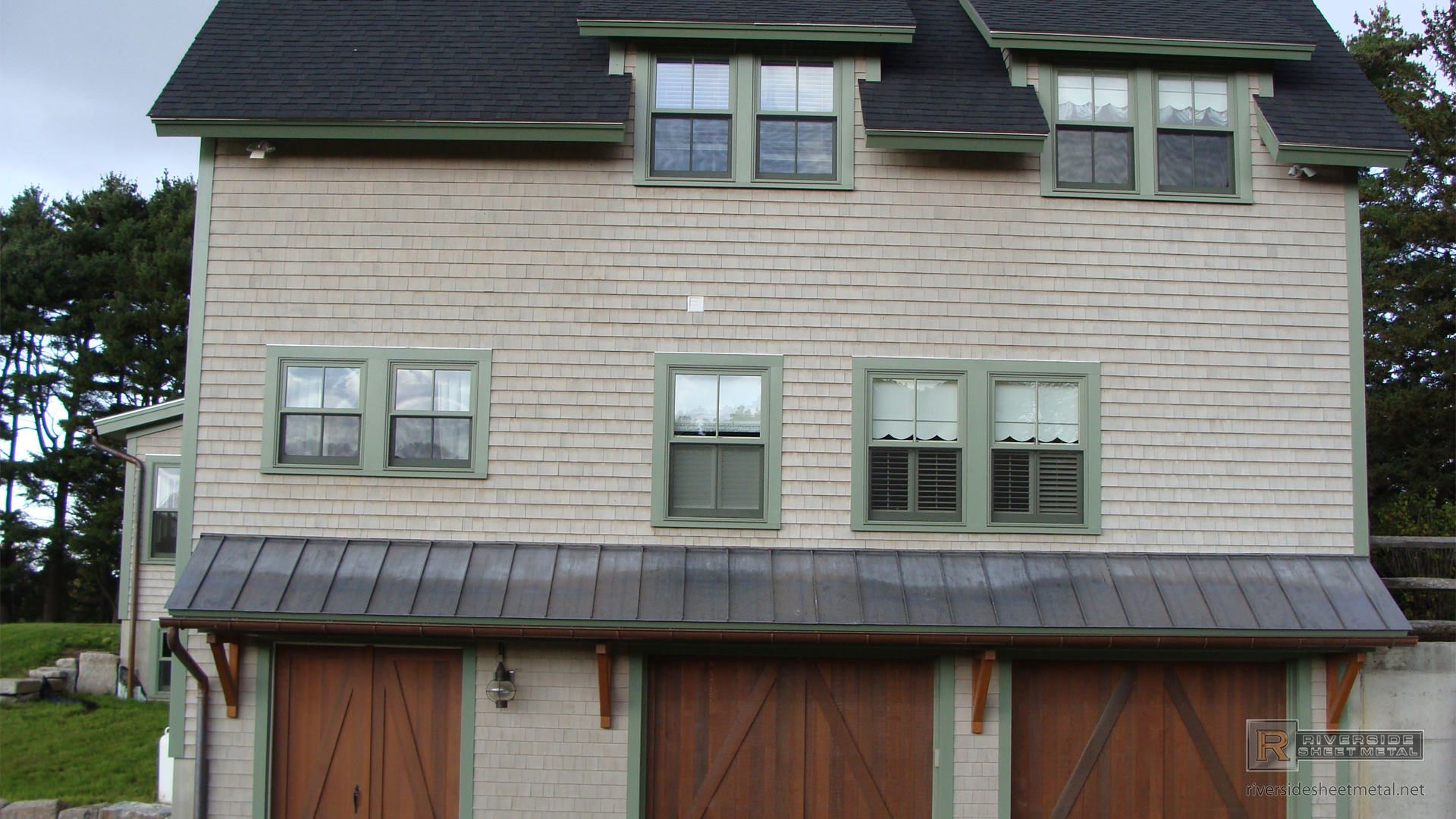Lead Coated Copper Standing Seam Roof Panels Metal Roofing Metal Roof Standing Seam Metal Roof Standing Seam