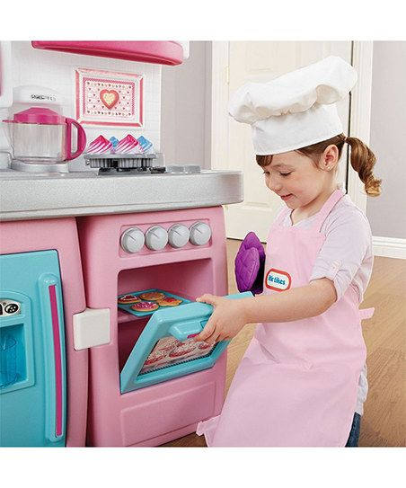 Little Tikes Bake N Grow Kitchen Play Set Zulily