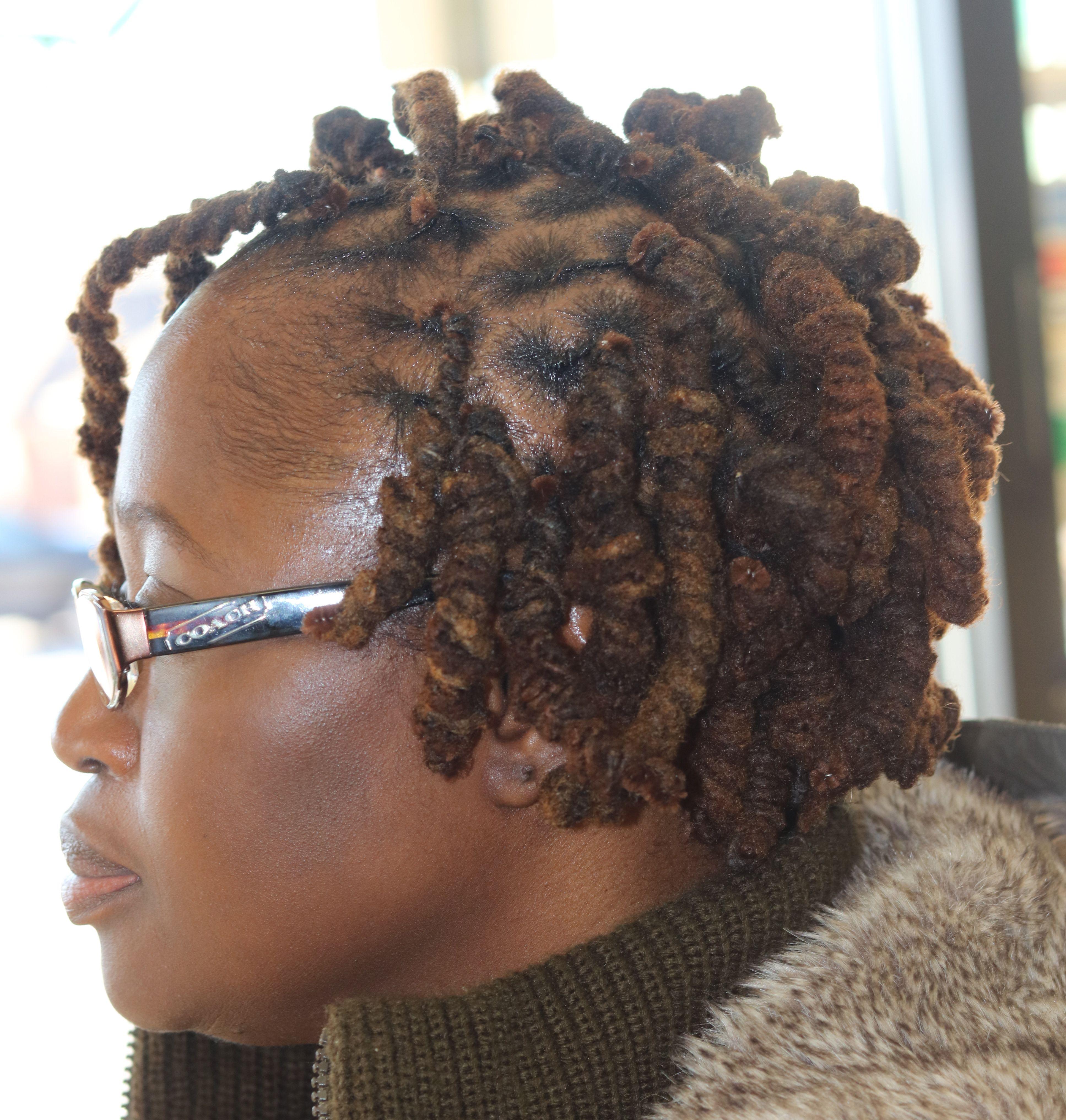 Dreadlocks Styled At Djea Natural Hair Spa In Conyers Ga Naturalhair Hair Natural Locs Loclif Natural Hair Salons Natural Hair Spa Natural Hair Styles