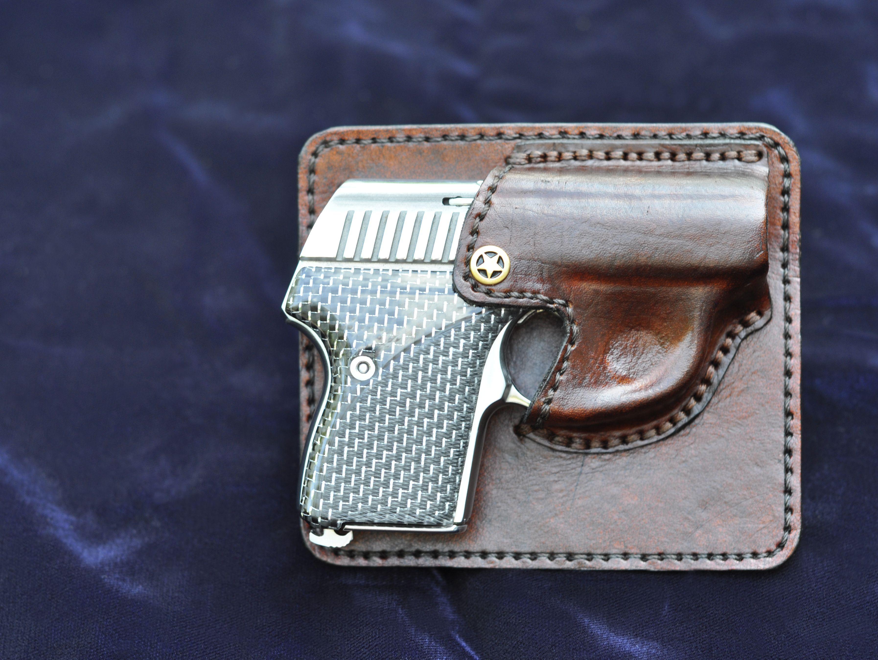 Seecamp back pocket wallet holster  For when an Obama voter