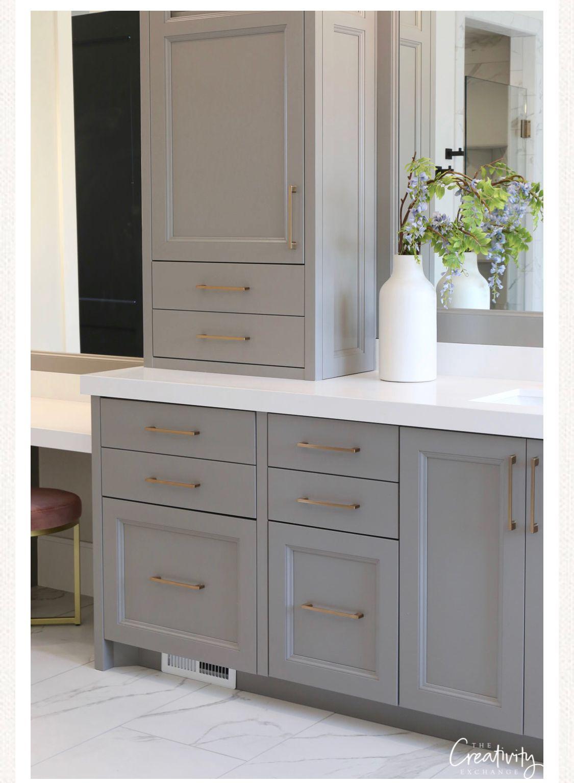 cabinets bm fieldstone  bathroom cabinet colors painting