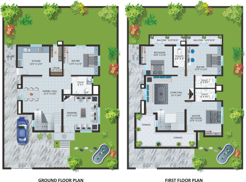 Image Result For Malaysia Single Y Bungalow Award Winning Floor Plan