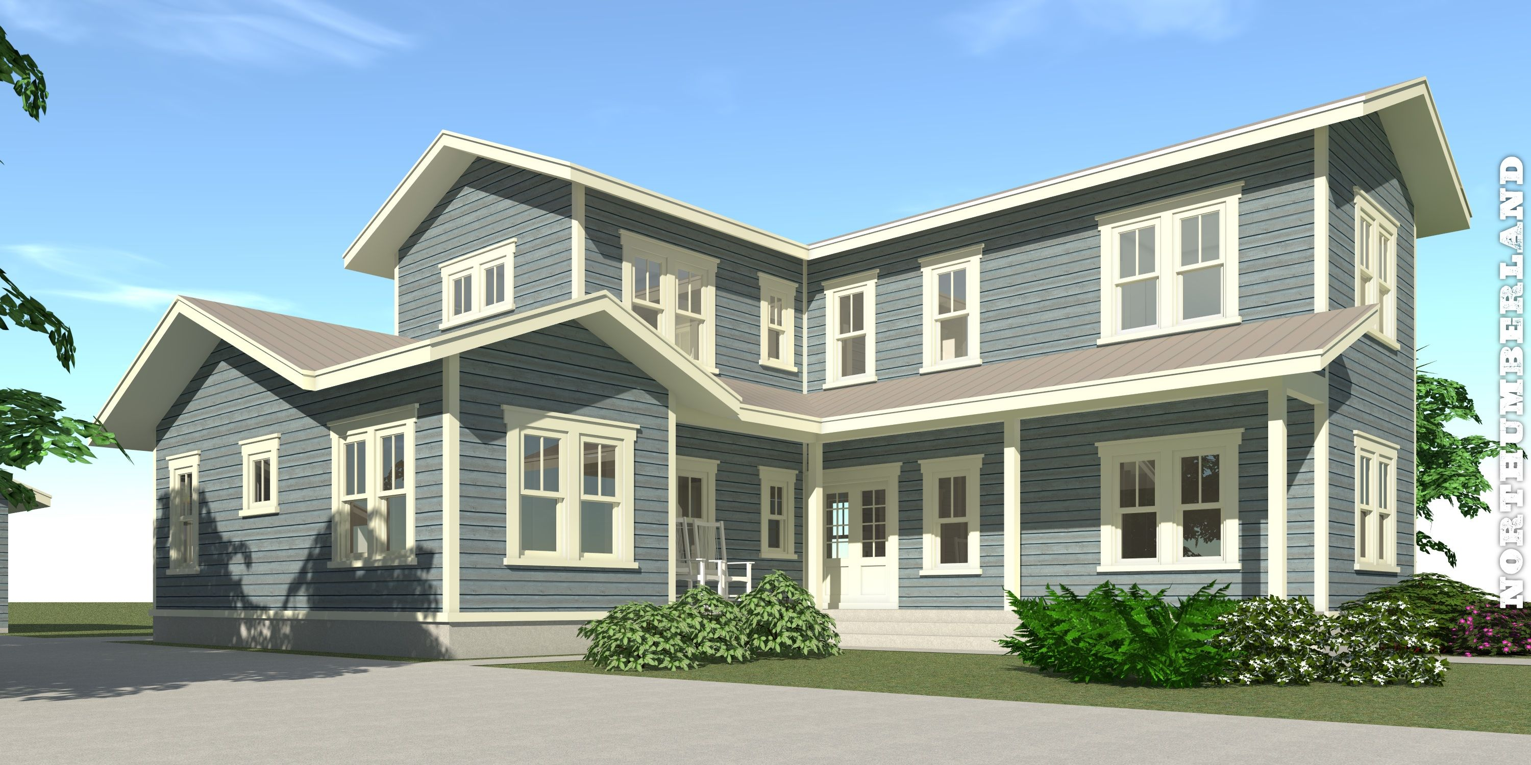 Northumberland house plan shop house plans farmhouse plans and