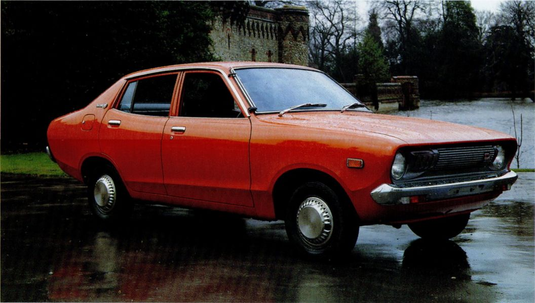 Datsun Sunny 120Y | Classic Cars 70\'s-90\'s | Pinterest | Nissan and Cars