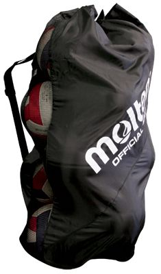 Large Molten Ball Bag Midwest Volleyball Warehouse Volleyball Bag Bags Volleyball