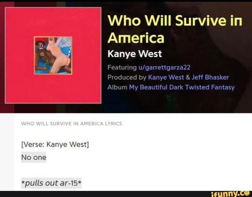 Pin On Funny Kanye West Memes