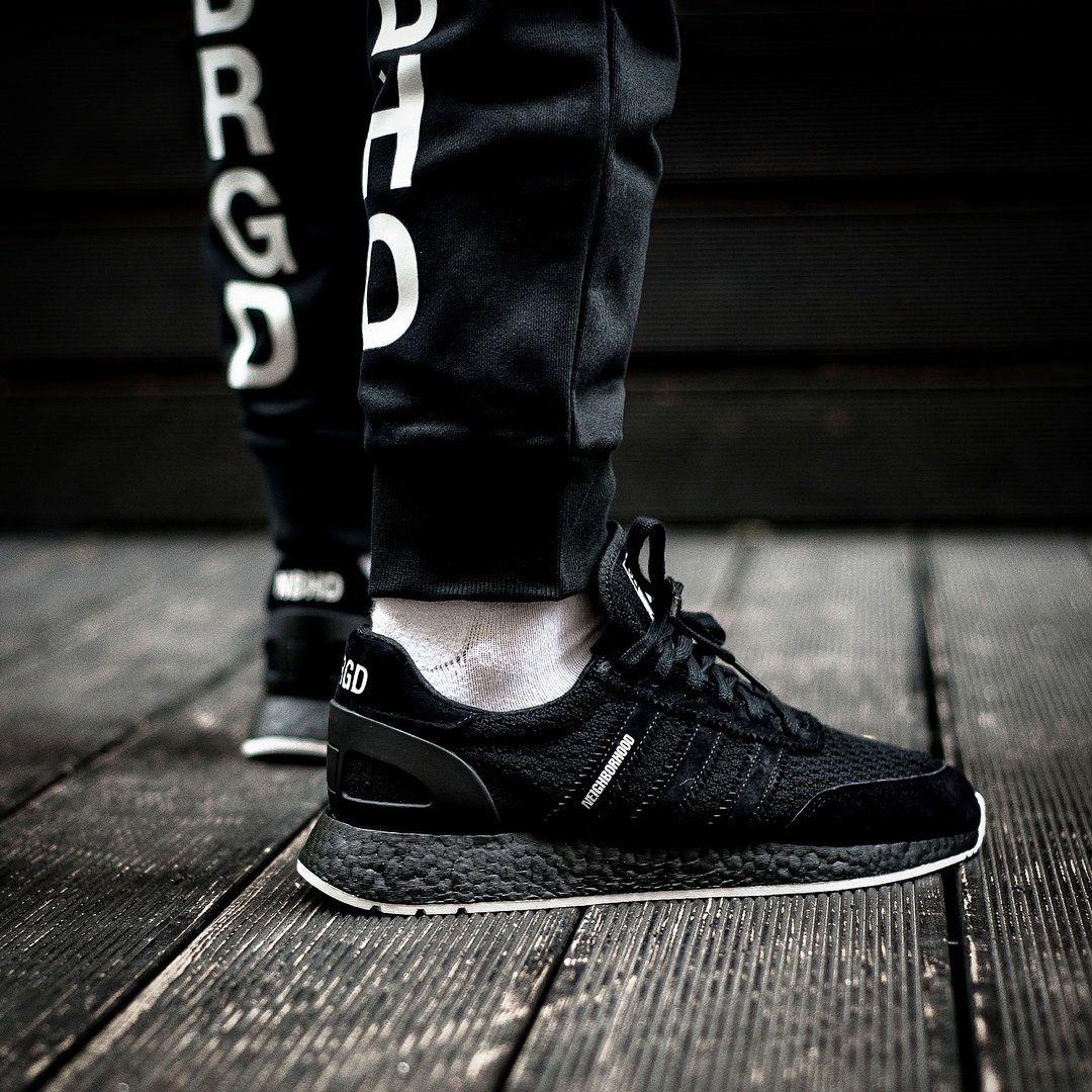 best loved 16bd3 ebe7c Neighborhood x adidas Originals Iniki Runner | Sneakers ...