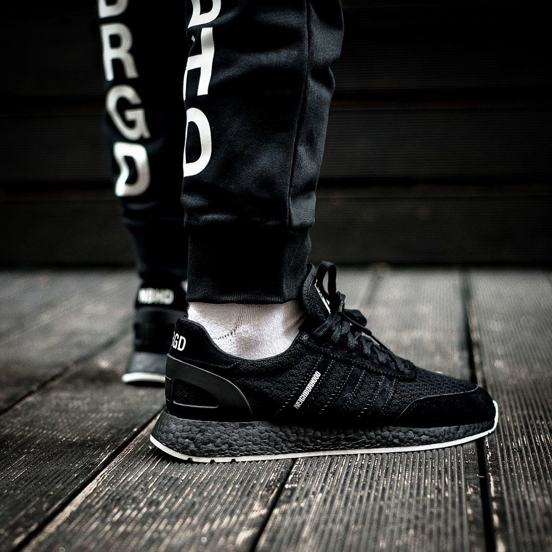 best loved 744e9 99dba Neighborhood x adidas Originals Iniki Runner | Sneakers ...