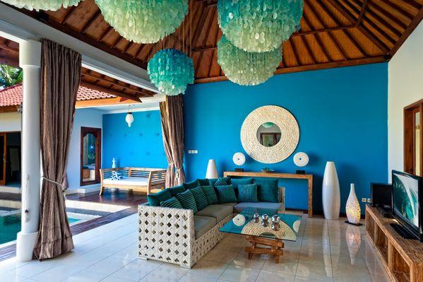 tropical decorations on bed tropical homes bali tropical.htm villa sea on bali  seminyak square  villa sea on bali  seminyak square