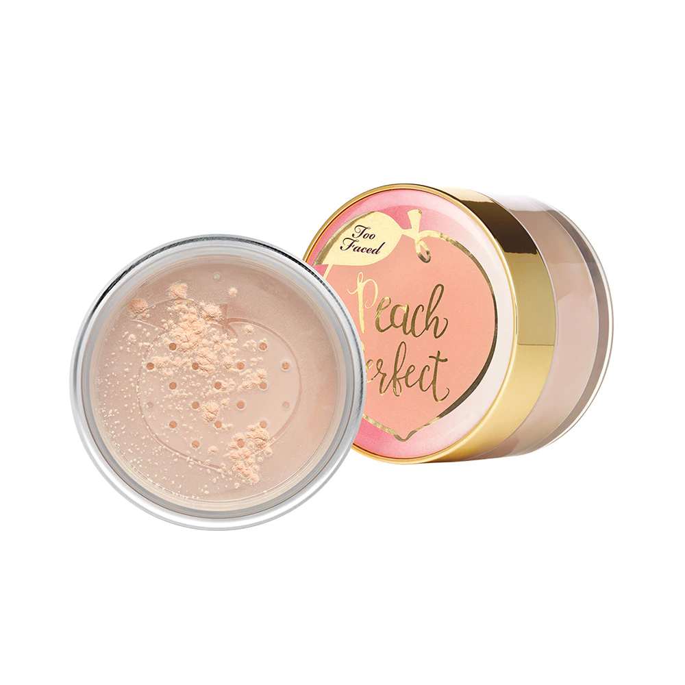 Peach Perfect Setting Powder | TooFaced