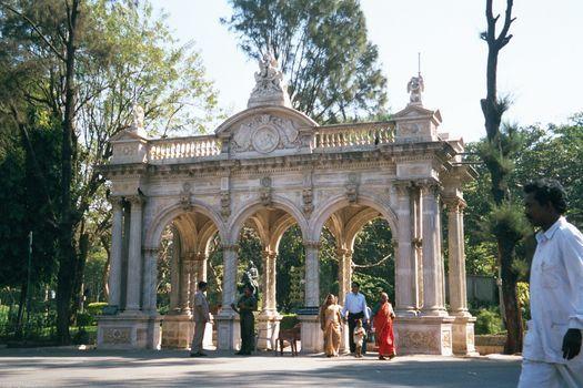 Image result for Victoria Gardens or Jijamata Udyan