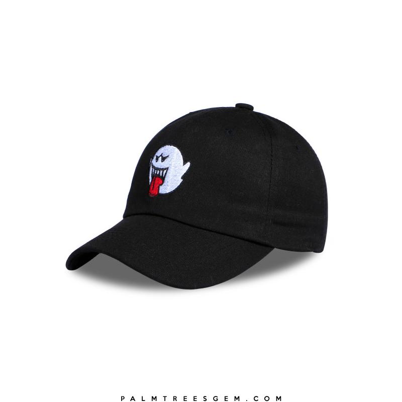 2256df88c Mario Ghost Dad Hat | Hats | Hats, Dad hats, Baseball hats