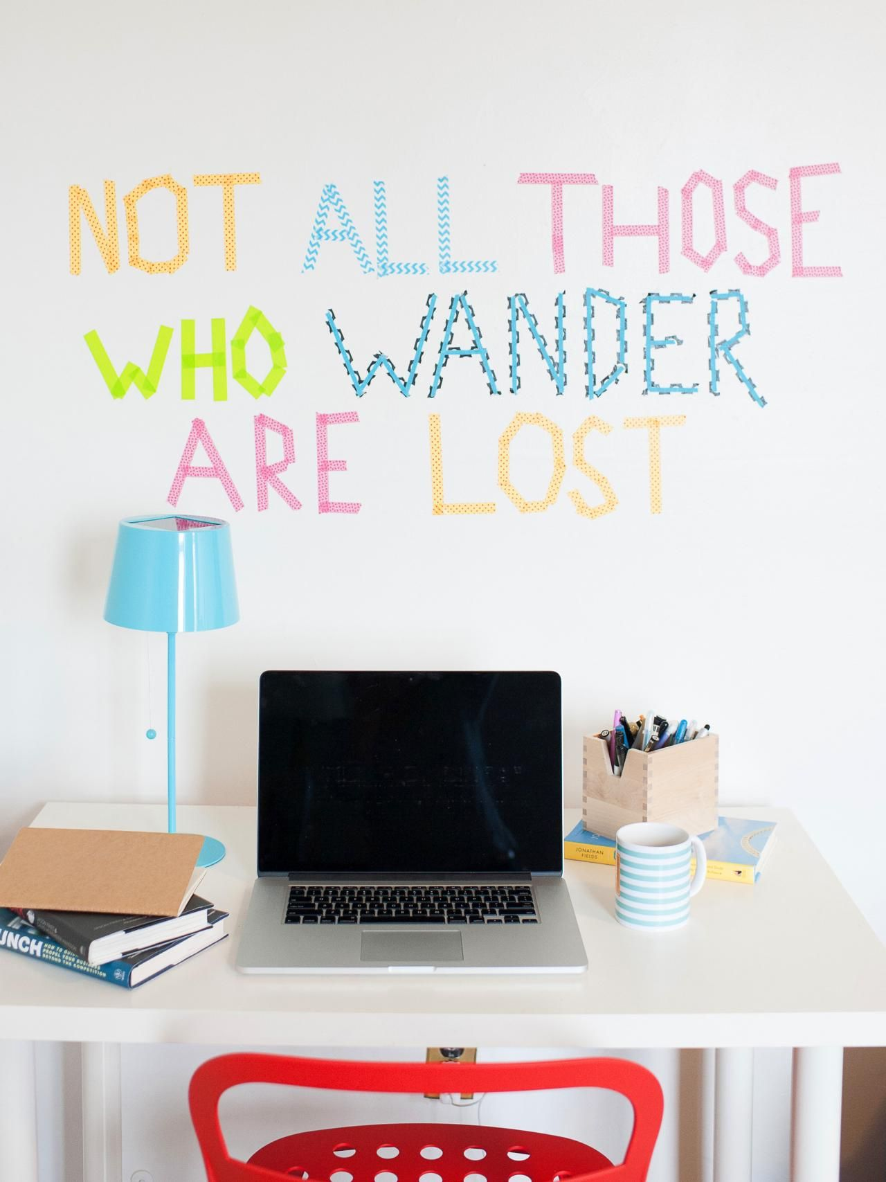 10 Ways to Transform Your Space With Washi Tape | Back to