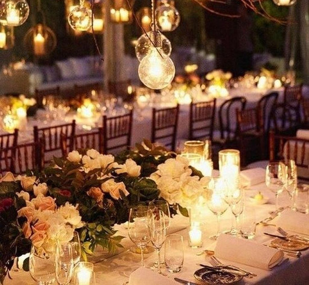 Unique Fall Wedding Décor Ideas On A Budget 48 Di 2020