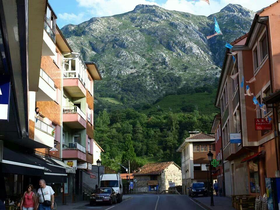 Arenas de Cabrales.Asturias.