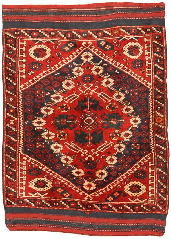 Antique Bergama Rug Rugs Turkish Oriental Rugs Vintage Turkish Rugs