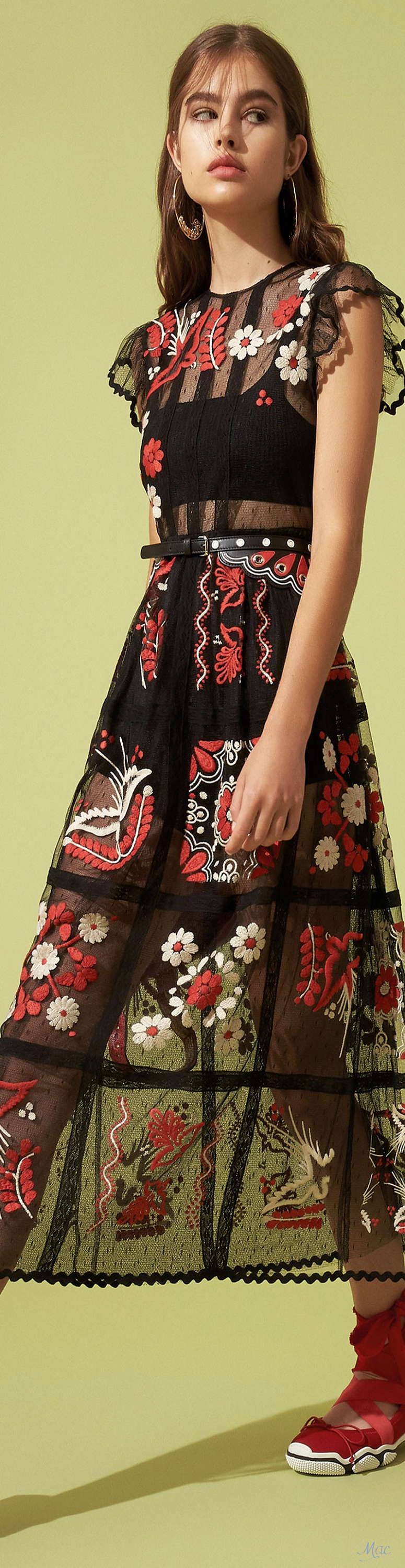 Spring rtw red valentino spring rtw collections