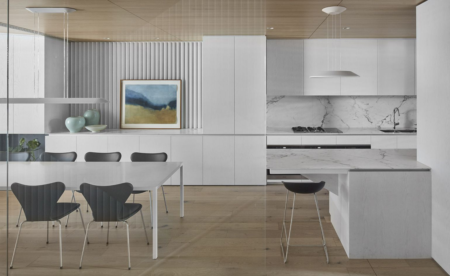 Double vision: Inarc Architects design twin houses in Melbourne\'s ...
