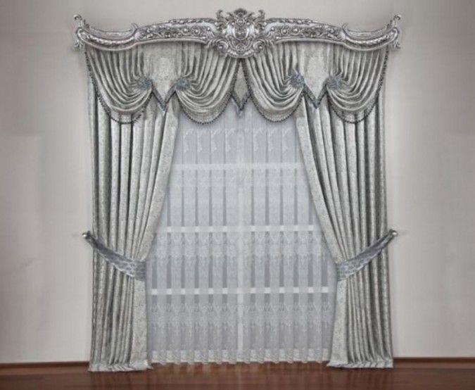 40+ Amazing & Stunning Curtain Design Ideas 2019 | Curtain ...
