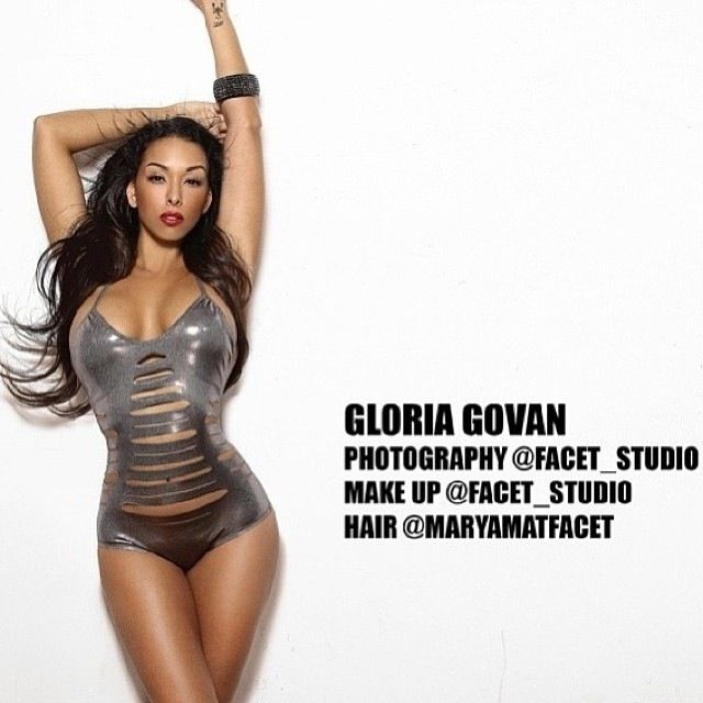 Basketball wives LA star @Gloria Govan with hair styled by ...
