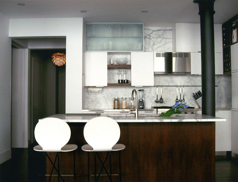east village loft kitchen Page Goolrick Architect | Page Goolrick ...