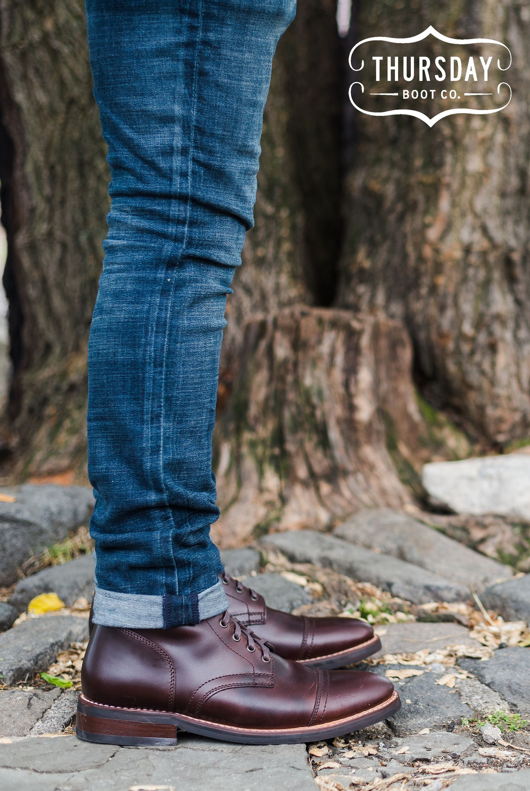 93a5ab320c7 Captain | Brown in 2019 | Men's and Women's Boots - Thursday Boot ...