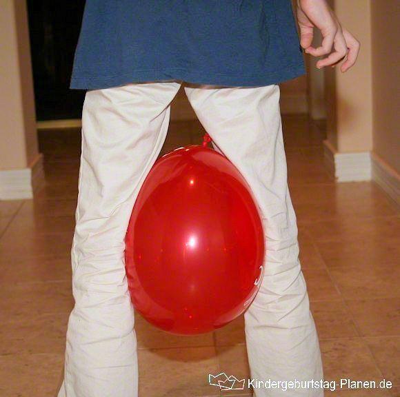 Ballon-Rennen