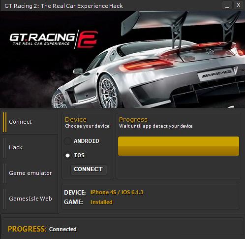 download gt racing 2 mod money