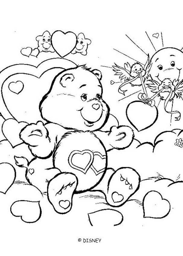 Super coloriage dessin animé | Coloriage | Pinterest | Coloriage dessin  CS42