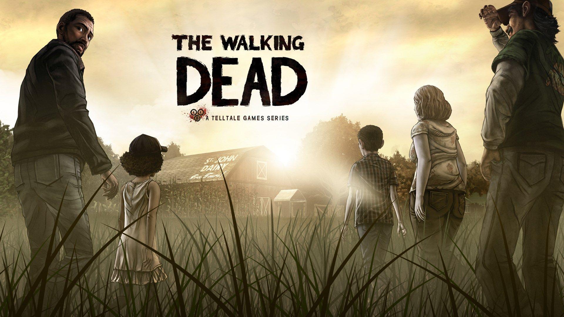 dreama london - the walking dead season 1 background hd - 1920x1080